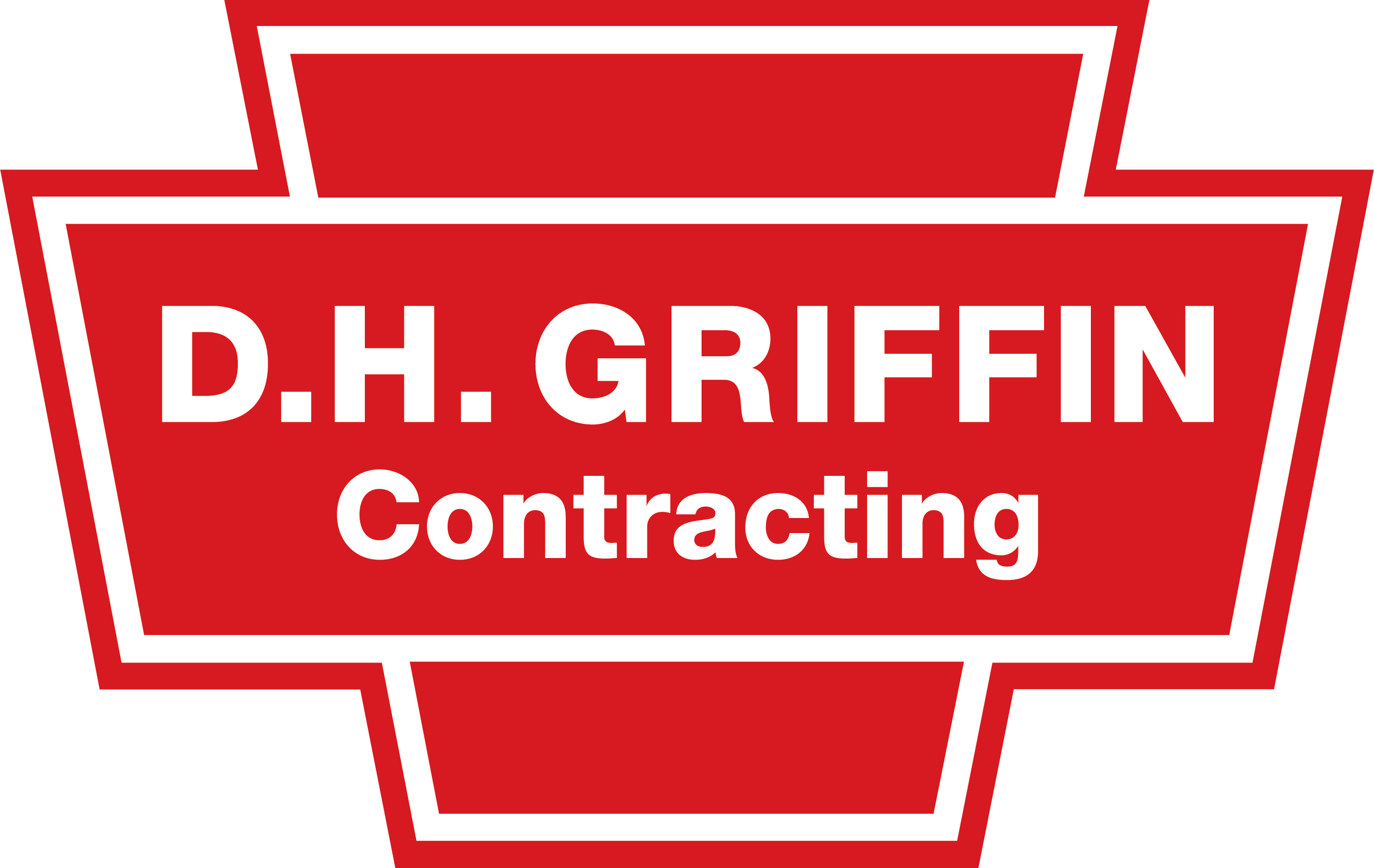 D. H. Griffin Contracting Logo