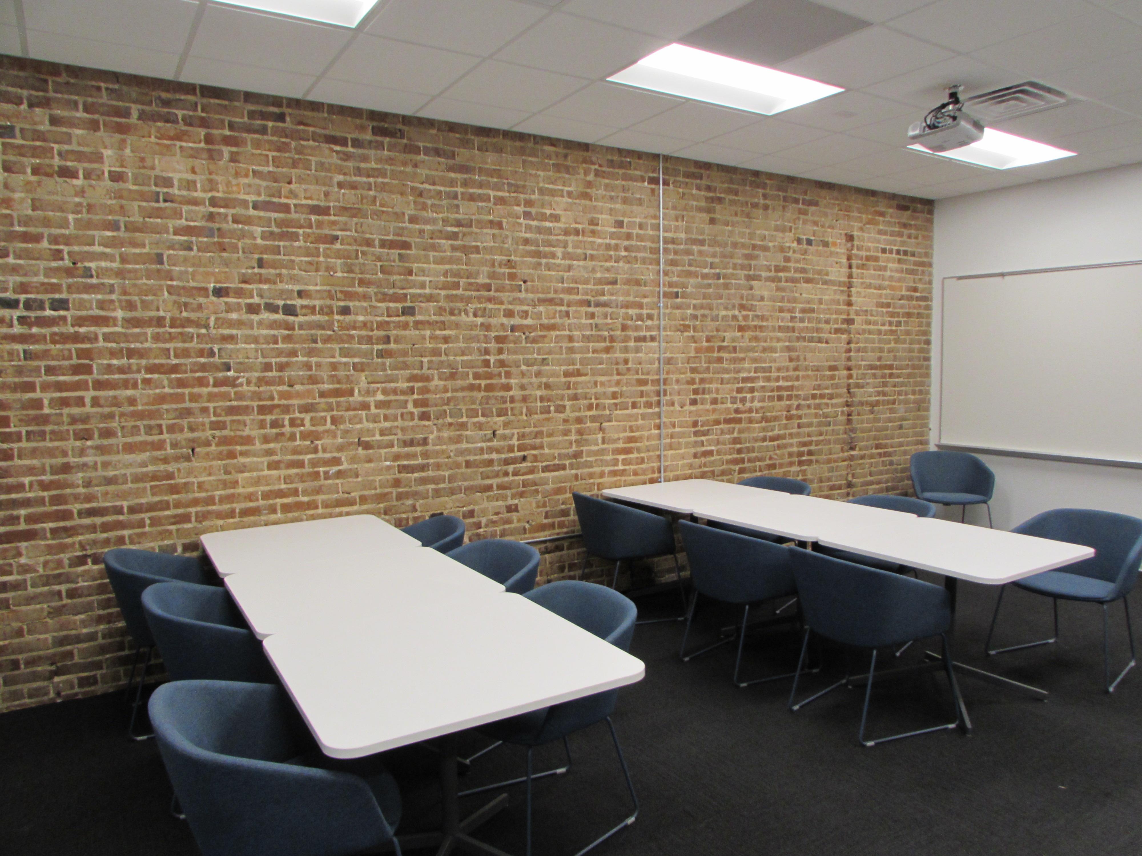 Strayer Classroom 1