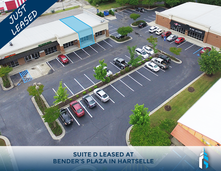 Suite D Leased