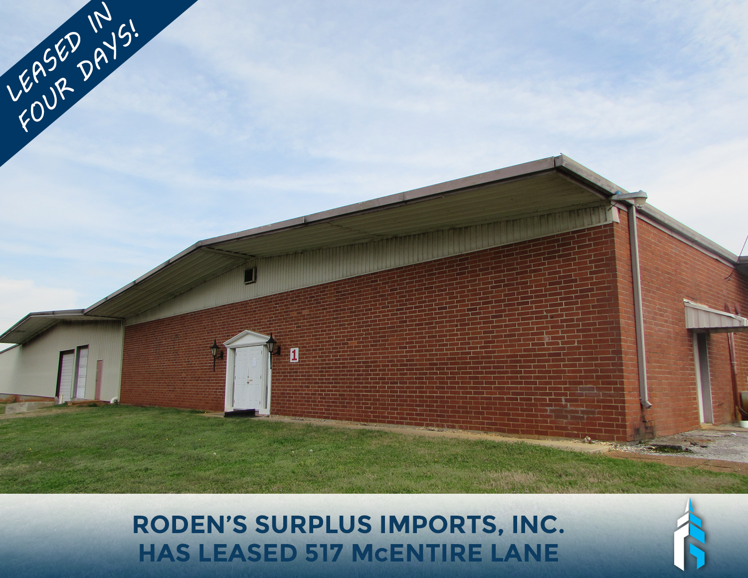 Roden's Leased